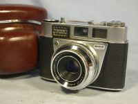 '   IIA CASED ' Kodak Retinette IIA Cased Vintage Camera £19.99